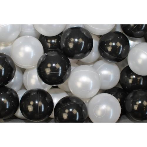 NELLYS Náhradné balóniky do bazéna - 200 ks, mix I