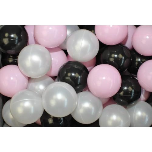 NELLYS Náhradné balóniky do bazéna - 200 ks, mix II