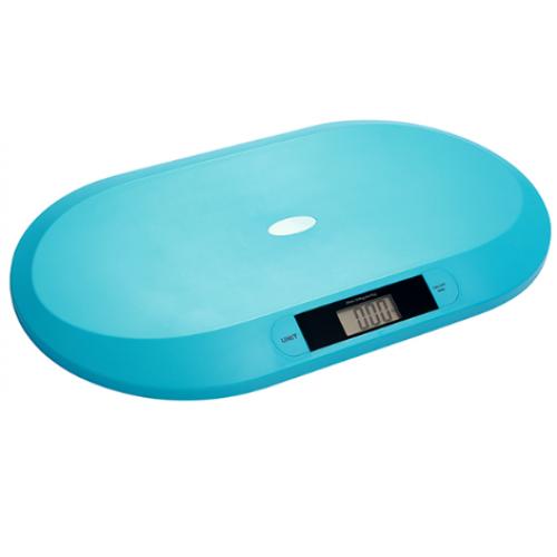 BabyOno Novorodenecká elektronická váha - tyrkysová