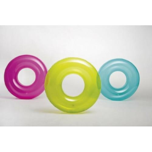 Kruh nafukovacie 76cm asst 3 farby v sáčku