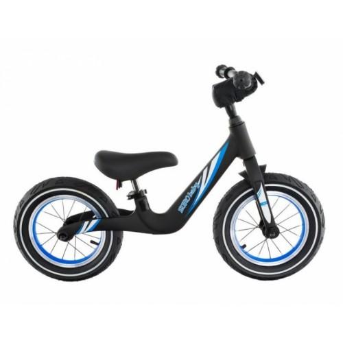 Euro Baby Detské odrážadlo, bicykel - čierné