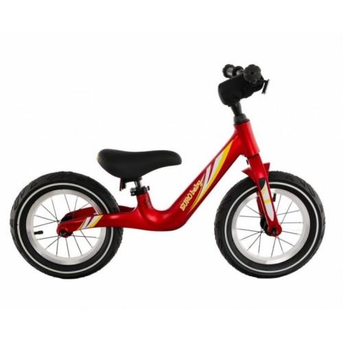 Euro Baby Detské odrážadlo, bicykel - červené