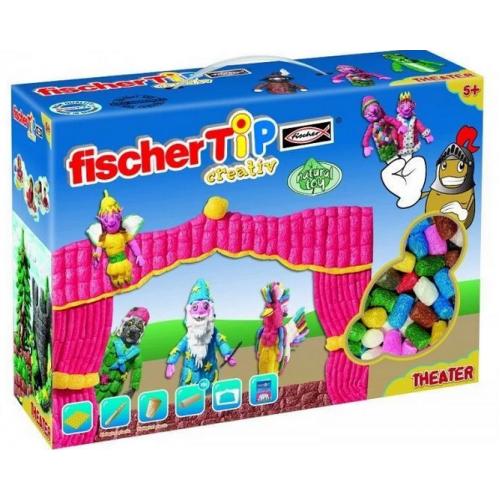 Fisher Tip Kreatívna sada - divadlo