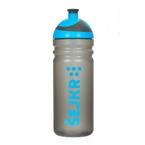 R&B Mědílek s.r.o. Shaker Zdravá fľaša so sitkom 0,7 l - modrá