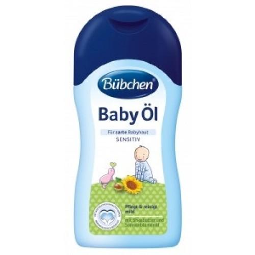 Bübchen Ochranný olejček  sensitiv 400 ml