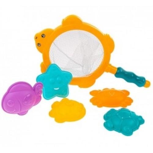 Hračky do vody Akuku - more - 6 ks