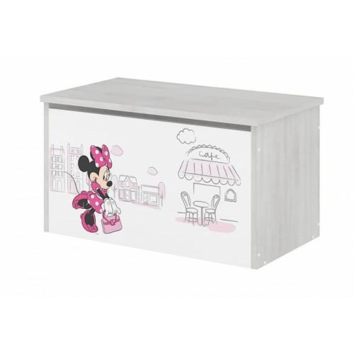 Babyboo Box na hračky s motívom  Minnie Paris