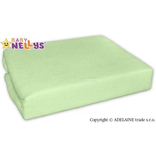 Nepremokavé prestieradlo Baby Nellys ® - Zelená