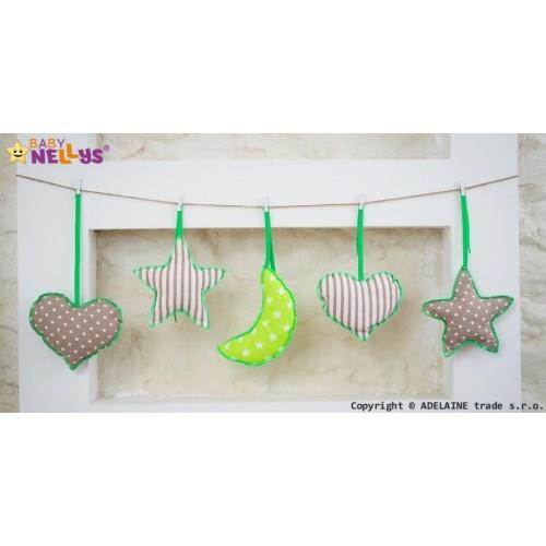 Baby Nellys Sada dekorácií Stars be Love č. 3