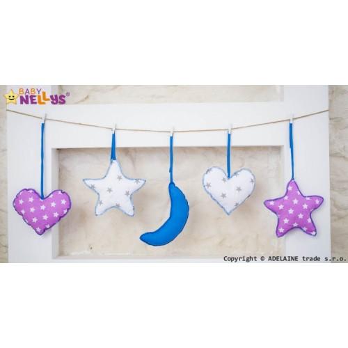 Baby Nellys Sada dekorácií Stars be Love č. 7
