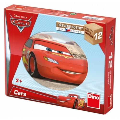 Rappa Kubus Cars - Autá vo svete 12 kociek