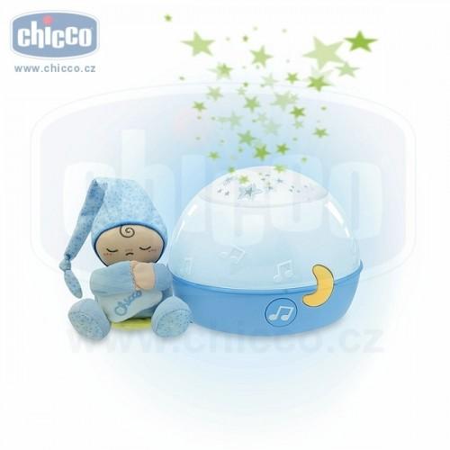 CHICCO Hrajúca nočná obloha - modrá