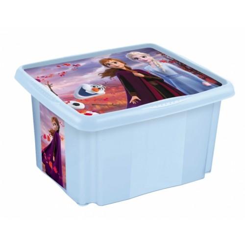 Keeeper Box na hračky Frozen 45 l