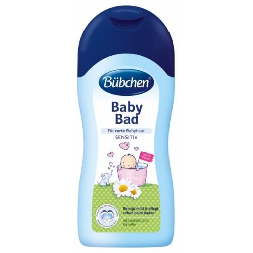 Bübchen pena do kúpeľa sensitiv 400 ml