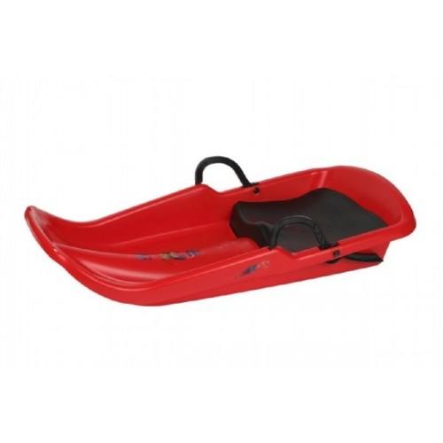 Teddies Boby Cyclone plast 80x40cm červené v sáčku