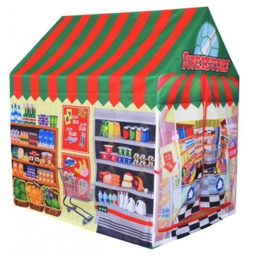 iPLAY Detský stan - Supermarket