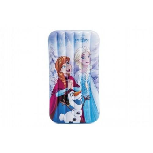 Teddies Ležadlo/matrace nafukovacie Frozen 88x157x18cm 3-10 rokov.