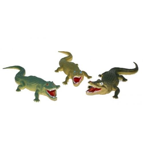 Rappa Krokodíl, 3 druhy, 38 cm